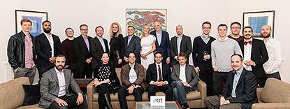 KIT Alumni group photo