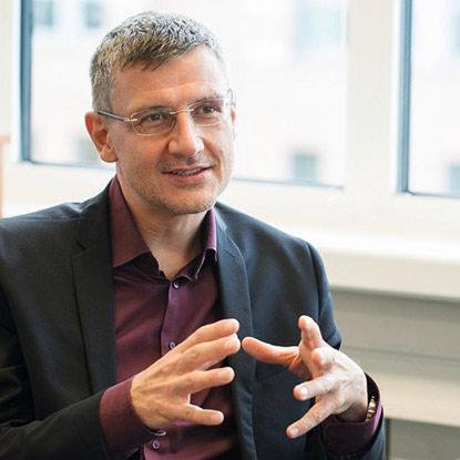 Prof. Dr. Orestis Terzidis